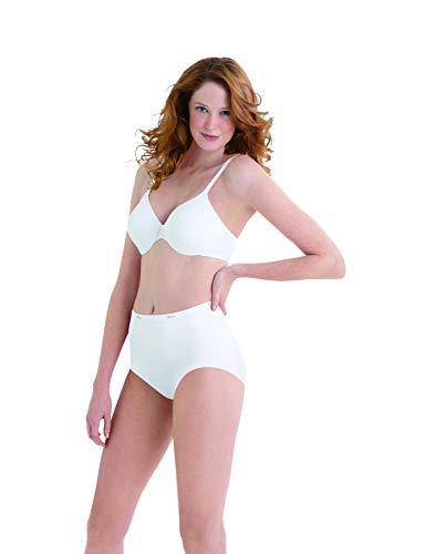 Hanes Women's Cool Comfort Cotton Brief Panties 6-Pack