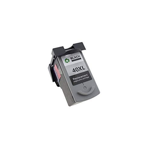 WXJ PG-40 CL-41 Cartucho de Tinta Compatible PG40 for Canon Pixma MP140 MP150 MP160 MP180 MP190 MP210 MP220 MP450 MP450 Impresora MP470 (Color : 1PCS PG40XL Black)