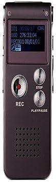 Co-crea 16GB 650hr Digital Voice Recorder with MP3 WMA