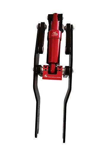 SPEDWHEL 2021 V3 Kit de Amortiguador Modificado Kit de suspensión Delantera actualización para Scooter eléctrico Xiaomi M365 y M365 Pro PRO2