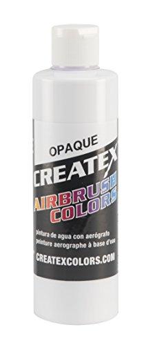 Createx Colors 5212-08 Peinture pour aérographe Blanc opaque 226,8 g