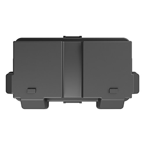 NOCO HM318BKS Group 24-31 Snap-Top Battery Box For Marine, RV, Camper And Trailer Batteries