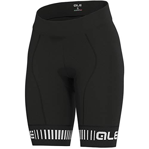 Alé Cycling Graphics PRR Strada shorts dames zwart/wit 2020 fietsbroek