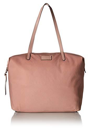 Rebecca Minkoff Washed Nylon Tote, Vintage Pink
