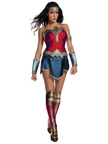 """Rubie's DC Justice League """"Wonder Woman""""-Kostüm für Erwachsene, Secret Wishes Reihe, Damen, Größe S"""