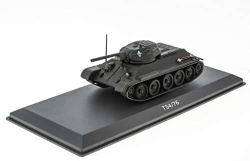 - T34 / 76 Battle of Kursk (USSR 1943) - Carro Armato Militare 1:72 World of Tanks (OT2)