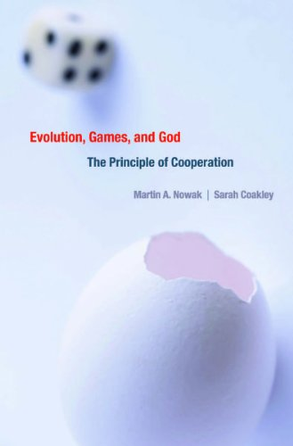 Evolution, Games, and God: The Principle of Cooperation (English Edition)