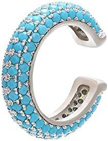 1piece 2020 15x15mm CZ Crystal Ear Cuff C Shaped/Star Shape Ear Clips No Pierced Earrings for Women Jewellery