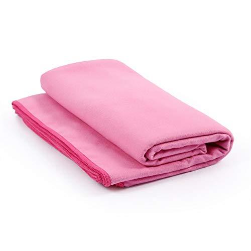 YUIO® 183 * 61cm Toalla de Microfibra de Yoga Compacta,