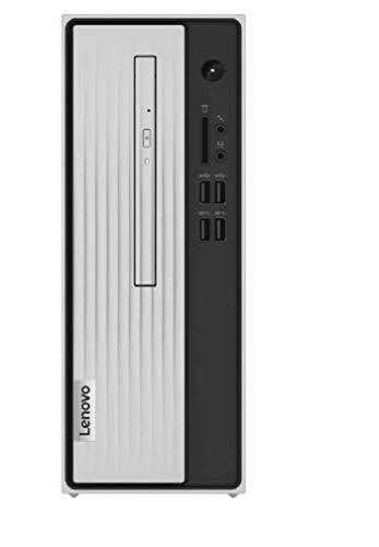 Lenovo IdeaCentre 3 Desktop AMD Ryzen 5 3500U 512 GB SSD 8 GB RAM DVD RW Brenner Keyboard und USB Maus Mineral Grey