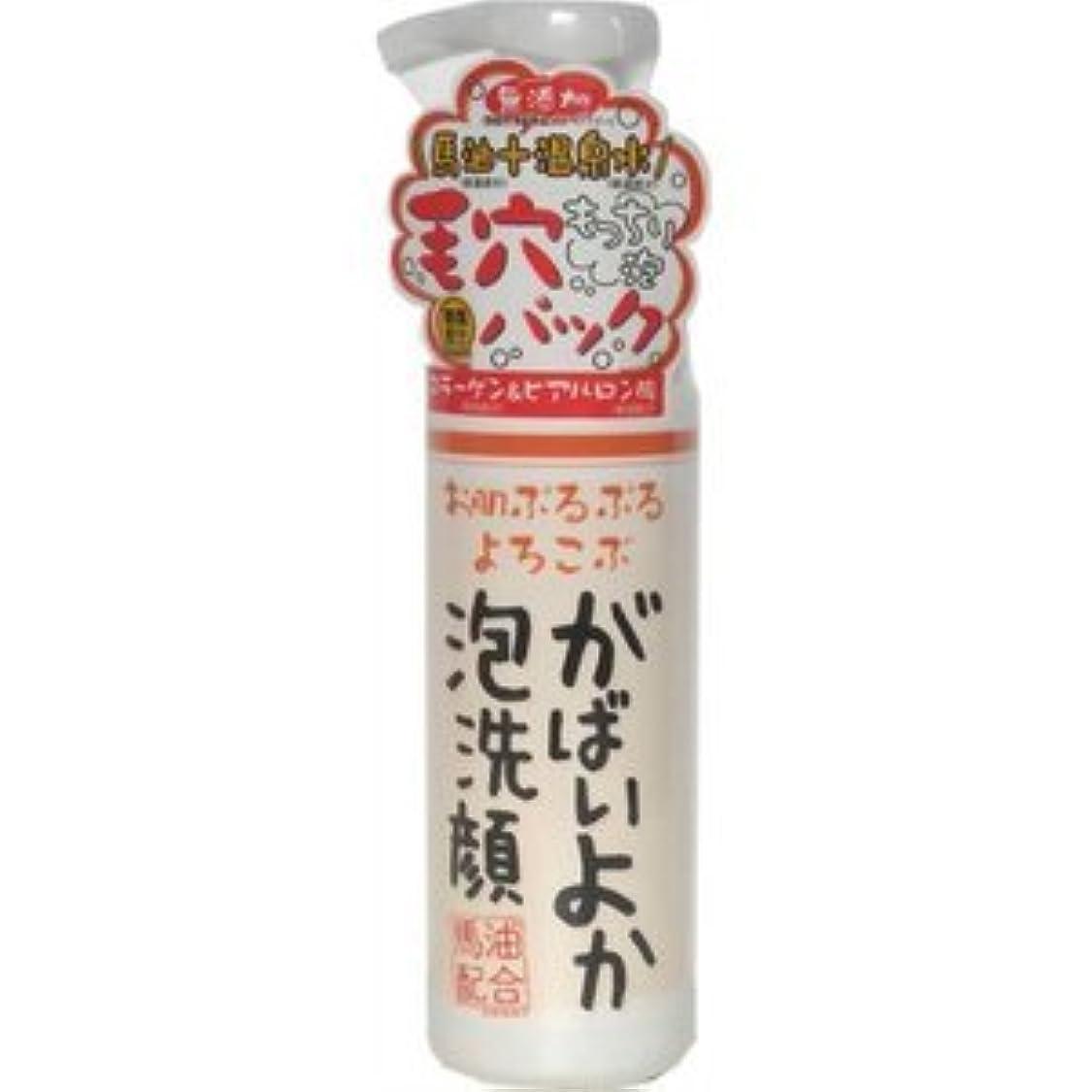 ビルマ化学ウェイターがばいよか泡洗顔 200ml