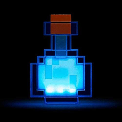 NIUHAIQING Poción De Cambio De Color Modelo De Juguete Luz De Noche De Regalo 8 botellas que cambian de color