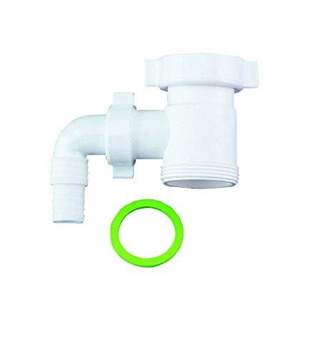 Abflussanschluss | Ablaufanschluss für Waschmaschine und Geschirrspülmaschine