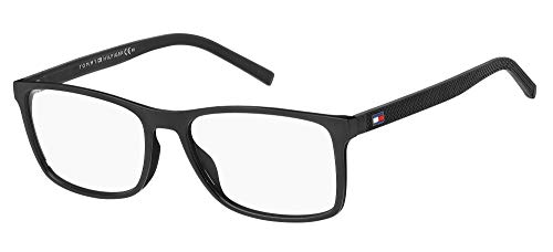 Tommy Hilfiger Gafas de Vista TH 1785 MATTE BLACK 55/17/140 hombre