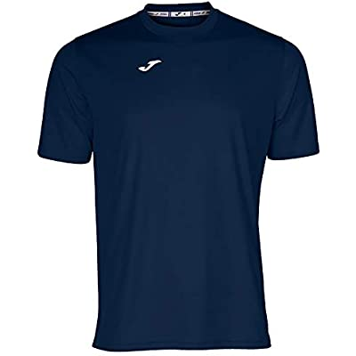 Joma Combi Camisetas Equip. M/c, Hombre, Marino Oscuro, L