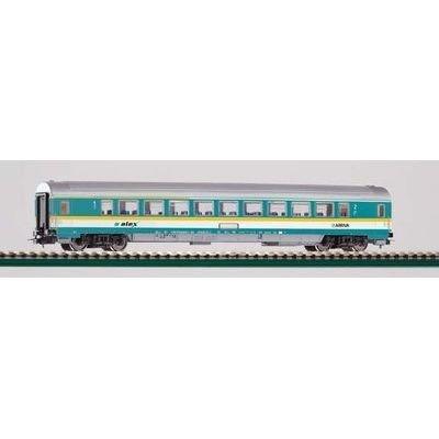 Piko 57619 - H0 Vagón de pasajeros Arriva 1ª/2ª Clase
