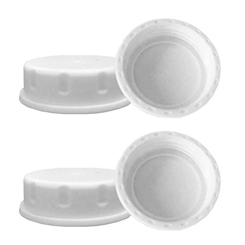 Verschlussdeckel für WENTS Flaschen - für Babyflaschen, Neugeborene Essentials, BPA-frei, Auslaufsicher, 4 Stück