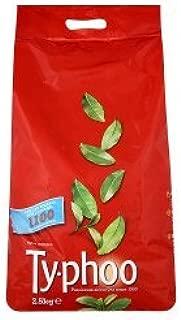 Typhoo Teabags 2.5Kg - 1100 Teabags