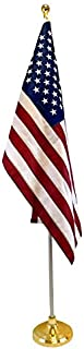 Flags Imp 8 Foot Aluminum Silver Pole with (Ball)