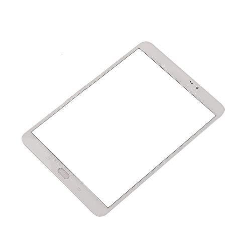 Ersatzglas für Samsung Galaxy Tab S2 8.0 SM T710 T713 T715 (ohne Digitizer & LCD), Weiß
