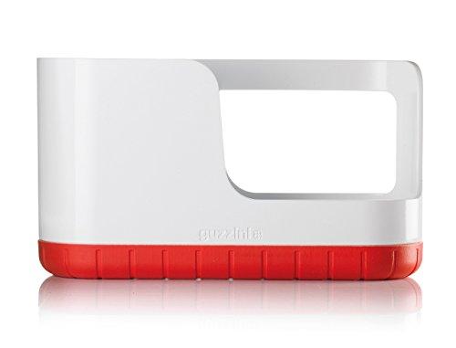 Aanrechtorganizer rood 242x83x134mm Guzzini 29040055 My Kitchen