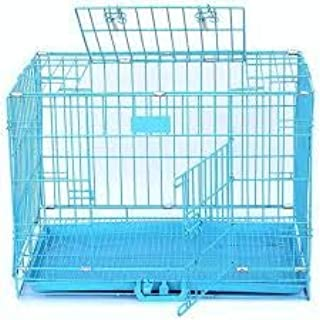 Dog Cage for New Born Baby to 5 Month Puppy Dog, Cat, Miniature Pig, Monkey, Guinea Pig, Rabbit