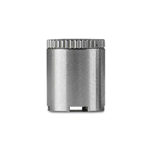 WOLKENKRAFT Steel Pod Kapsel für Öle/Liquide ÄRiS/FX Mini/Fenix Pro Vaporizer NIKOTINFREI !!
