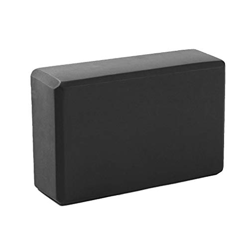Topker Vertiefen Poses Hilfe Back Support Non-Slip Foam Block,Non-Slip Foam Yoga-Block Eva-Schaum Anti-Rutsch-Odor Resistant Feuchtigkeits Proof-Block