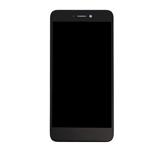 DINGXUEMEI Xuemei de Piezas de Repuesto de teléfono Pantalla de Repuesto for Huawei P8 Lite 2017 Pantalla LCD y ensamblaje Completo del digitalizador (Negro) (Color : Black)