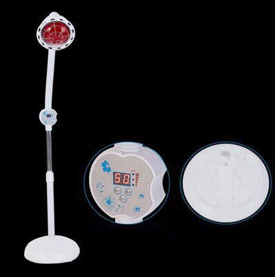 Fysieke hyperthermie-lamp aanpassing handmatig timing temperatuur injectie waterbasis familie kliniek mooie nachtsalon lichttherapie vloerlamp No wheel 220 V - 275 W.