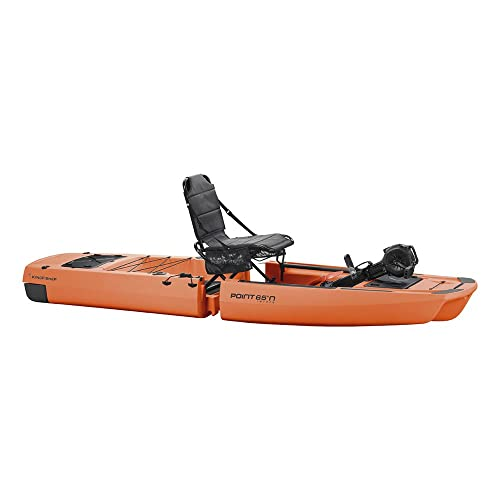 Point 65 Kingfisher Solo Kayak With Pedals 331 x 79 cm
