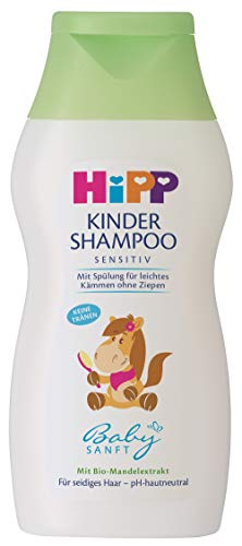 HiPP Babysanft Kinder Shampoo, 200 ml