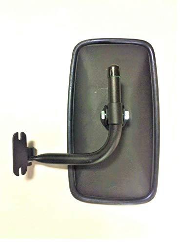 Rückspiegel Außenspiegel Traktor Bagger 285x150 mm mit Spiegelhalter Spiegelarm SET