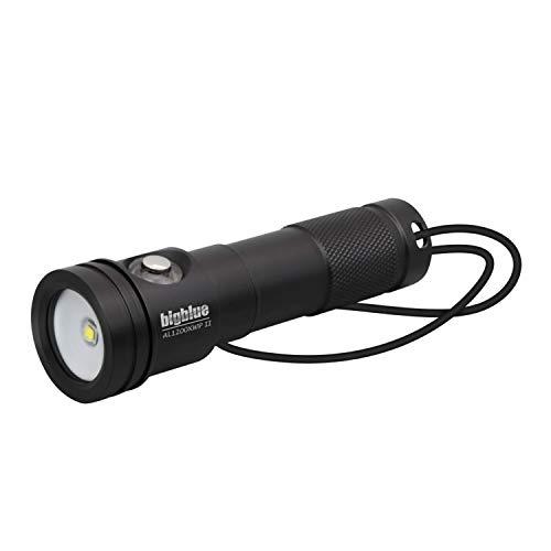 BigBlue AL1200XWP-II 1200 Lumen Extra-Wide Beam LED Dive Light