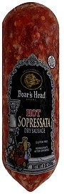 Boar's Head - Hot Sopressata Dry Sausage, 9 oz. Stick