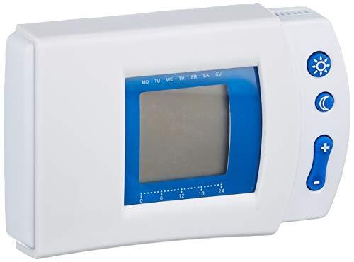 Mkc HP-510T Cronotermostato Digitale, Bianco