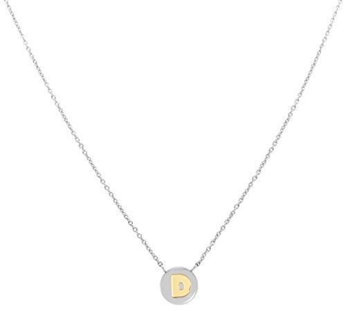 Nomination Collar con colgante Mujer acero inoxidable - 065010/004