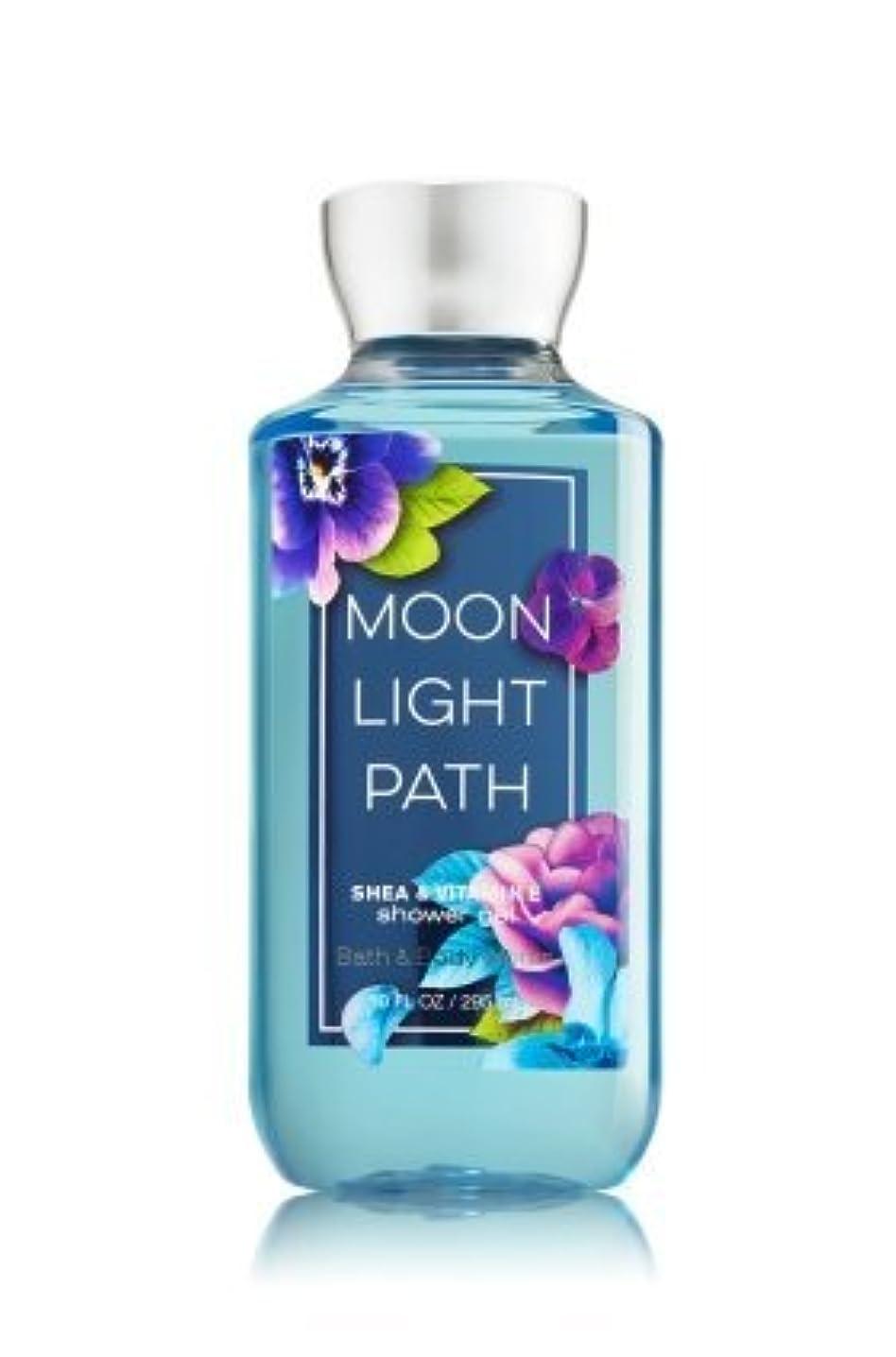 レンチスポット飲食店【Bath&Body Works/バス&ボディワークス】 シャワージェル ムーンライトパス Shower Gel Moonlight Path 10 fl oz / 295 mL [並行輸入品]