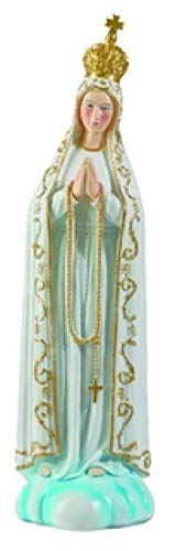 bricabreizh Figur Statue Madonna von Fatima 25cm