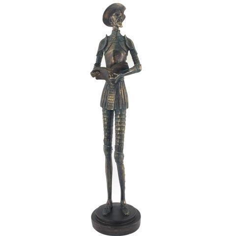 Figura Don Quijote Plantado