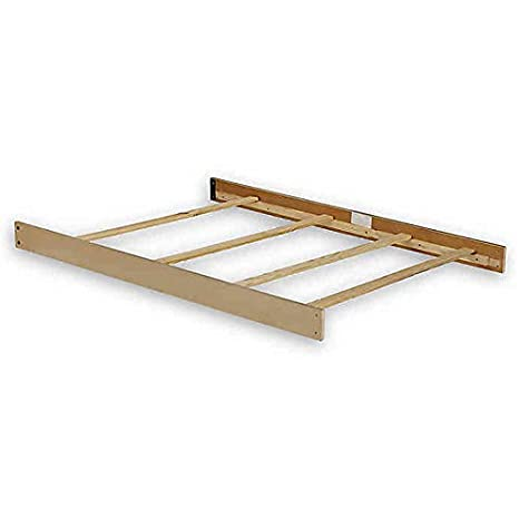 Full Size Conversion Kit Bed Rails for Baby Cache Cribs Ash Gray ...