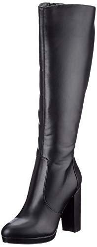 Buffalo Damen Marie Mode-Stiefel, Black, 36 EU