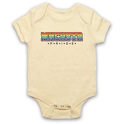 Mi icono Arte y Ropa MNCHSTR Orgullo LGBT Festival Manchester Gay Orgullo Marzo Bebé crecer