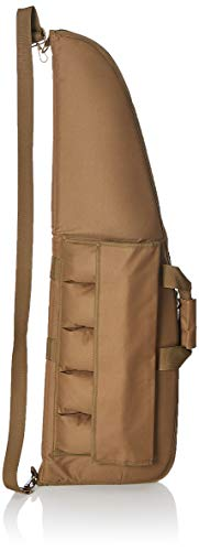 VISM by NcStar CVT2907-36 Gun Case, Tan, 36'L x 13'H