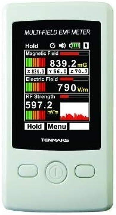Tenmars tm-190 multi-field emf meter by tenmars tm-190 CECOMINOD041480
