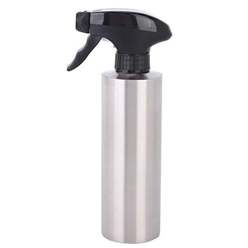 304 Edelstahl-Ölsprühspender Ölsprüher Flasche Olivenölsprühgerät Zum Ölflasche Auslaufsicher Olivenöl-Sprühflasche Edelstahl Behälter Kochküche Grillwerkzeug