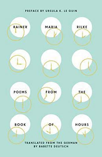 POEMS FROM THE BK OF HOURS