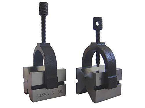 PAULIMOT Prismen-Paar mit Spannbügeln, je 40 x 36 x 45 bis 30 mm