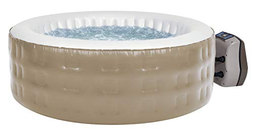 Avenli 2-4 Person Inflatable Hot Tub Spa Airjet...
