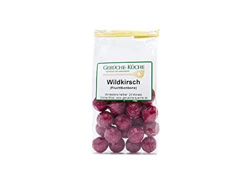 Wildkirsch Bonbons - Fruchtbonbons - Wildkirsche - Kirsch Bonbons - 500g
